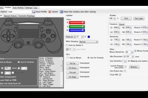 新型 PS4 コントローラー(デュアルショック 4)を PC で使えるように DS4Windows をインストールした時のメモ