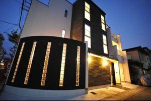 かっこいいデザインの家を建てる!デザイナーズ住宅に住む!注文住宅のCGプラン!無料プラン、無料見積もり受付中!