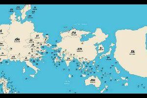 【ネット】「世界一の国別ドメイン数」を誇る小さな島の不思議