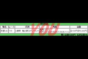 【12/3、12/4】中山、阪神、中京【情報】