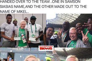 【ナイジェリアの反応】「日本人は約束を守る」高須院長、ナイジェリア代表への支援金約4000万円を手渡し!有言実行にナイジェリア人が感動!
