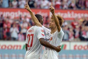 【ドイツの反応】「第2の奥寺になれる」大迫、豪快な2試合連続ゴール!現地ケルンサポが絶賛!