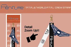 Perfume LIVE 「COSMIC EXPLORER」 Dome Edition GOODS