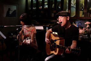 ローザル内ユニット「ルー」初ライブでした。