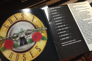 Welcome To The Jungle / Guns N' Roses