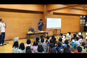 江坂大池小学校福祉教育