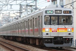 10月5日:東急大井町線