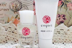 何をしても乾燥する困ったお肌にはcoyori 美容液オイルです^^