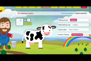 BITCOIN ビットコイン HYIP クラウドマイニング検証ブログ