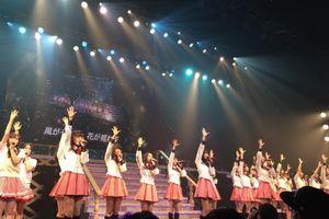 『NGT48 1周年記念コンサート in TDC~Maxときめかせちゃっていいですか?~』セットリスト