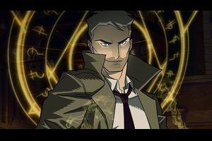 打ち切られた海外ドラマ「コンスタンティン」 - アニメで復活、声は引き続きマット・ライアンに!