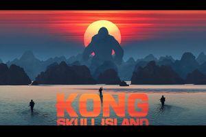 「キングコング: 髑髏島の巨神」 - 登場確定か!?クレジットロールにゴジラ、キングギドラ、モスラ、ラドンと記載