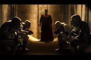 先日の写真はこの映像からだった!ザック・スナイダー監督による究極のファンメイド映像、「スター・ウォーズ」を散りばめた「バットマンVSスーパーマン」のトレーラーを公開