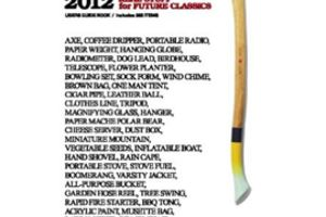 TooLs2012 REAL STUFF for FUTURE CLASSICS USERS GUIDE BOOK(講談社)