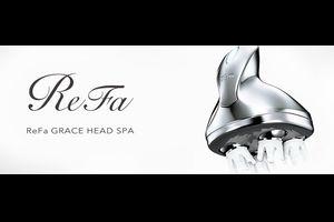 リファのヘッドマッサージ器リファグレイス ヘッドスパ(ReFa GRACE HEAD SPA)