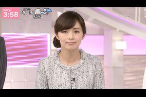 伊藤綾子 news every. (2017年01月20日放送 26枚)