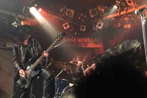 「BLAST JAMS!!」at 下北沢Three & Basement Bar(16/12/10の日記)