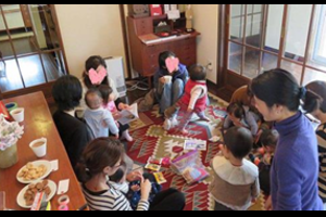 【開催しました】2/13(月)おむつなし育児茶話会
