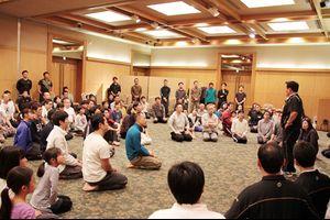 宇城道塾 東京体験講習会が開催されました