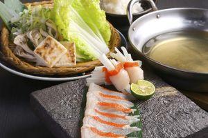 伊豆の『地金目鯛』『あおり烏賊』 伊豆の新春味覚フェア開催!『地金目鯛』料理半額クーポン♪