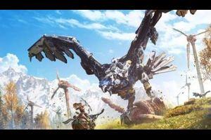 デジタルファウンドリー「PS4 プロでプレイする『ホライゾンゼロドーン』は紛れもなく傑作!」