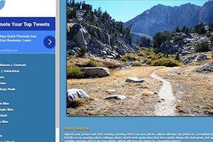 ユーザー登録不要で写真に特殊効果を加えられるWebサービス「PixFiltre」