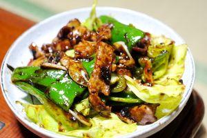 自炊 : 八丁味噌で作る 回鍋肉 リベンジ