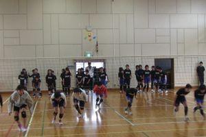 東舞子バレーボールクラブ
