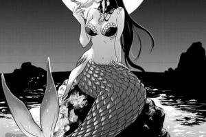 【悲報】人魚が魚を食べるとんでもないグルメ漫画が誕生