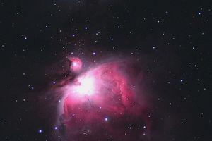 M42 オリオン大星雲 2016.12.3