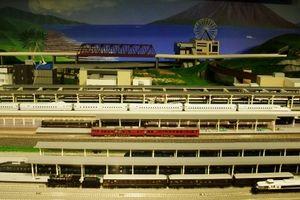 九州鉄道記念館(10)~九州のパノラマを鉄道模型が走る
