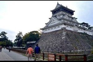 「小倉城の天守閣貸します…!?」北九州市、国際会議パーティーに