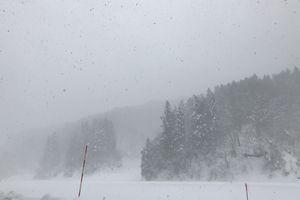 雪が沢山・・・・