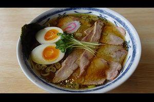 手打ち中華そば 和屋~半熟煮たまご焼豚麺~