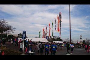 東京マラソンに向け始動、今日は貴重な実戦練習