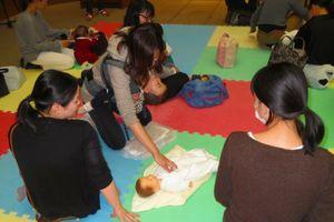 「第6回 乳幼児のための救急と防災」開催報告