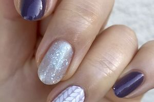 No.164 WINTER KNIT NAIL