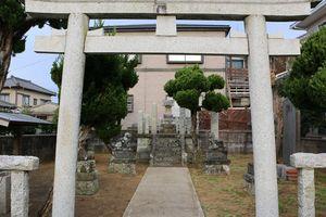 千葉県旭市飯岡の三峯神社