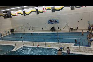 スペシャルオリンピックス:水泳練習開始