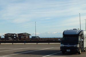輪島市「じんのびの湯」と道の駅「赤神」