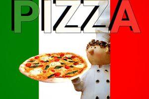 お手軽ピザの道具箱