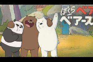 日本Netflixで配信「ベアベアーズ」「ボルトロン」ほか