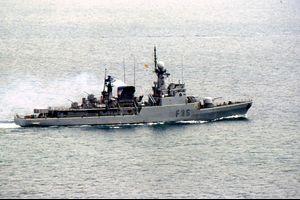 ロシア海軍の空母アドミラル・クズネツォフは地中海西部に居る