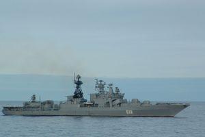 ロシア海軍のプロジェクト1155大型対潜艦(ウダロイ型)5隻は2022年までに近代化改装される