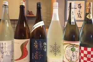 1月の日本酒の会(満員御礼) 出品酒ご紹介