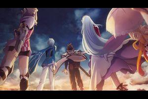 テイルズ オブ ゼスティリア ザ クロス 第15話「風の天族デゼル」