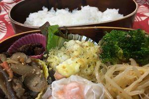 1月20日★鮭のマヨネーズ焼