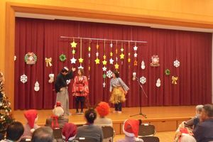 平成28年度クリスマス会
