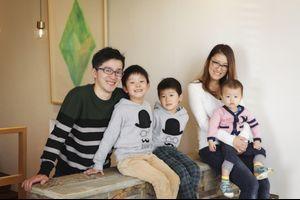 家族始まるキャンペーン ロメオ・ジリ 振袖レンタル