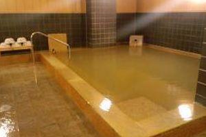 大分市 ホテルトパーズ ♨ 黄玉の湯